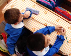Los rincones en educación infantil 1